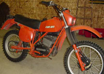 1979-80 Can-Am 250 Qualifier