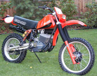 1982 Can-Am 250 Qualifier